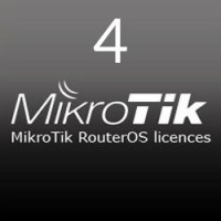 Лицензия MikroTik RouterOS WISP Level 4